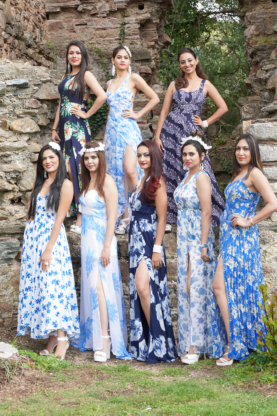 Mrs India Worldwide Gallery Greece-2019