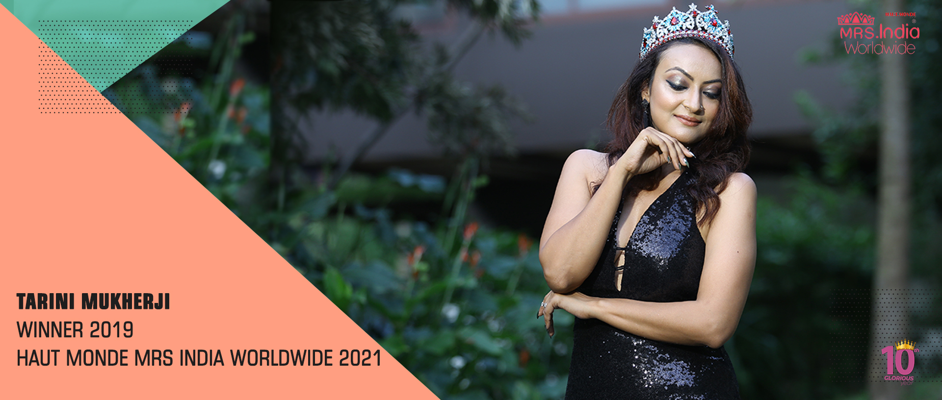 Mrs India Worldwide about